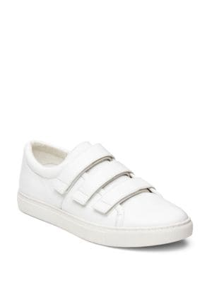 King Grip-Tape Leather Sneakers by Kenneth Cole New York