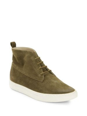 Kingwood Suede Chukka Sneakers by Kenneth Cole New York