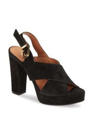 Lola Open Toe Ankle Buckle Sandals by Kenneth Cole New York