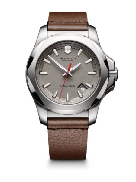 Drive Stainless Steel And Leather Strap Watch, Bm6983 00 H by Citizen