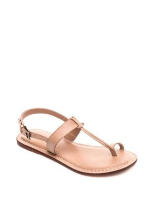 Maverick Leather Toe Ring Sandals by Bernardo