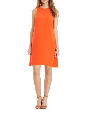 Crepe Shift Dress by Lauren Ralph Lauren
