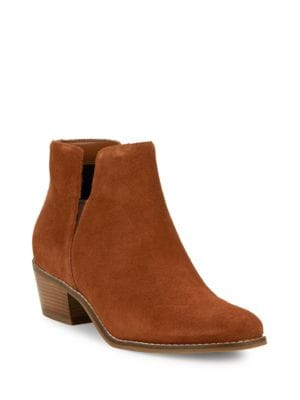 Image of Abbot Suede Ankle Boots