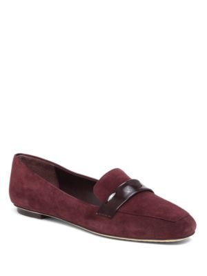 Fab Suede Loafers by Delman