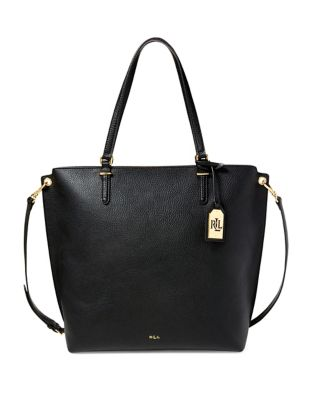 Abby Medium Faux-Leather Tote 500044232676