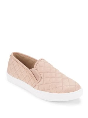 Quilted Slip-On Sneakers by Steve Madden