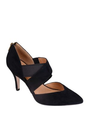 Collette Leather Pointed Toe Pumps by Corso Como