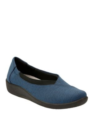 Cushion Soft Cloudsteppers Sillian Jetay Slip-On Shoes by Clarks