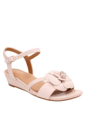 Parram Stella Ankle-Strap Sandals by Clarks