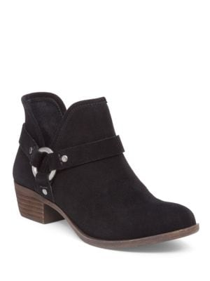 Harness Ankle Booties by Lucky Brand