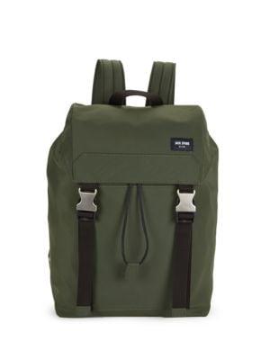 Solid Drawstring Backpack...