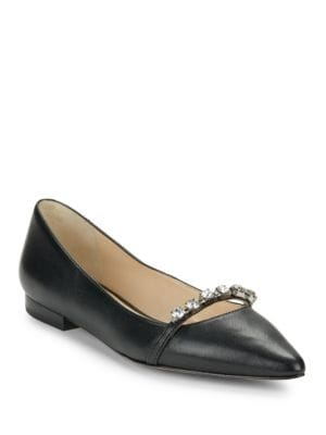 Colette Gemstone Flats by Karl Lagerfeld Paris