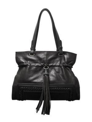 Leather Shoulder Bag 500044761864