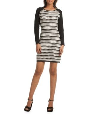Zeal Sweater Dress by Trina By Trina Turk
