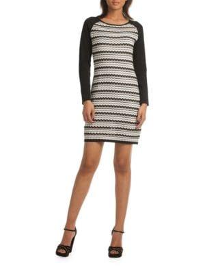 Zeal Sweater Dress by Trina By Trina Turk