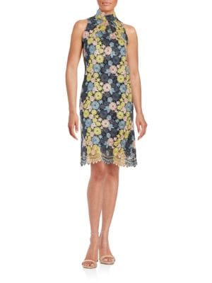 Cori Floral Lace Dress by Erin Fetherston