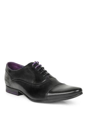 Rogrr 2 Leather Oxfords...