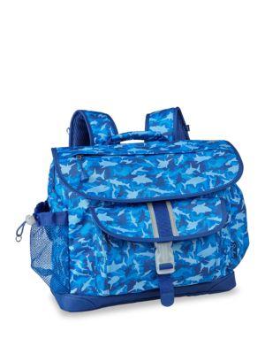 Shark Camo Backpack Medium