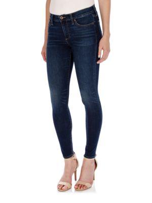 Cotton-Stretch Skinny Jeans 500045577236
