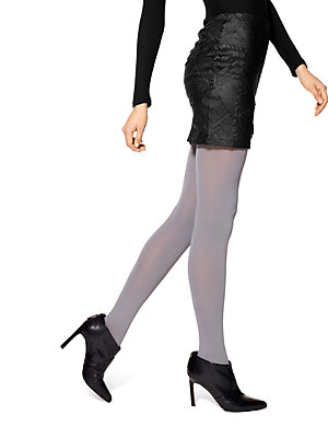 aa1e293b5 Hue - Soft Opaque Knee High Socks - lordandtaylor.com
