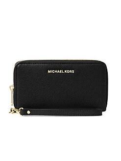 Michael Kors Umhängetasche Cece Medium Chain Shoulder Bag Pearl Grey in grau für Damen