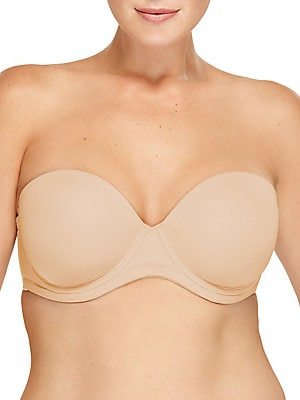 52b4ff551f9d9 Wacoal - Red Carpet Full Busted Strapless Bra - lordandtaylor.com