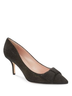 Juliette Point Toe Sequined Pumps by Kate Spade New York