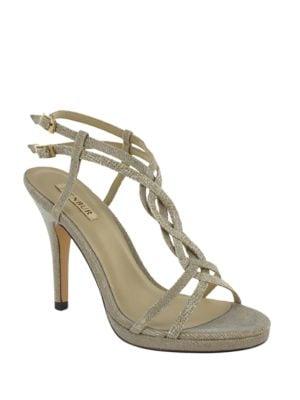Gerbera T-Strap Sandals by Menbur