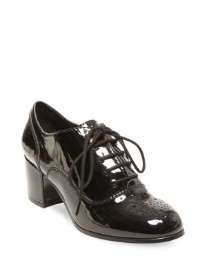 Suzia Lace-Up Round Toe...