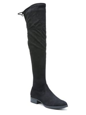 Peyton Microsuede Knee-High Boots by Circus by Sam Edelman