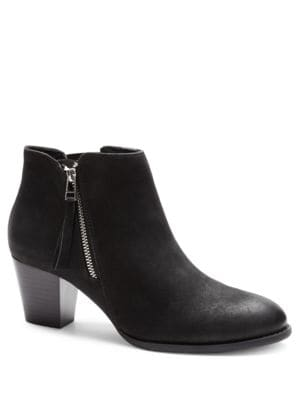 Sterling Leather Booties by Vionic