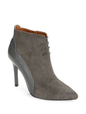 Irene Ankle Booties by H Halston