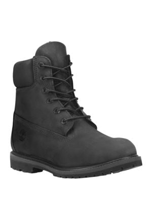 Leather Waterproof Boots by Timberland