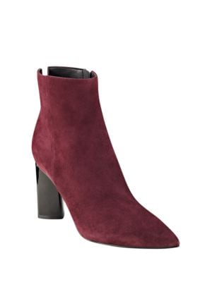 Gemma Leather Ankle Boots by KENDALL + KYLIE