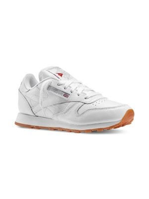 Classic Leather Athletics Sneakers by Reebok