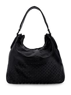 Yokohama Double Dye Studded Hobo Bag BLACK. QUICK VIEW. Product image.  QUICK VIEW. Liebeskind Berlin 938e5e017a972