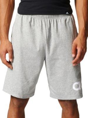 Logo Jersey Shorts @...