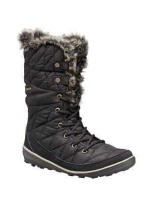 Heavenly Omni-Heat Faux Fur Mid-Calf Winter Boots by Columbia