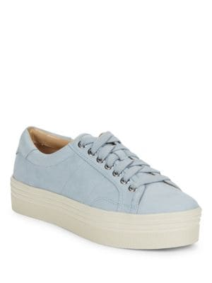Emmy Platform Lace-Up Sneakers by Marc Fisher LTD