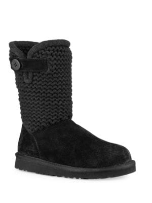 Darrah Classic Kids Knit Boots by UGG