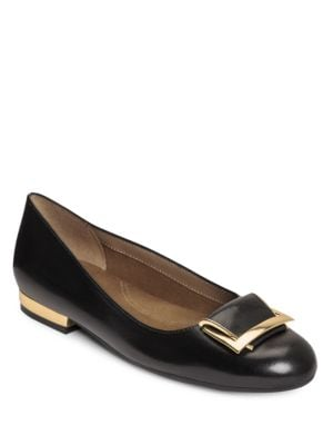 Goodtimes Suede Flats by Aerosoles