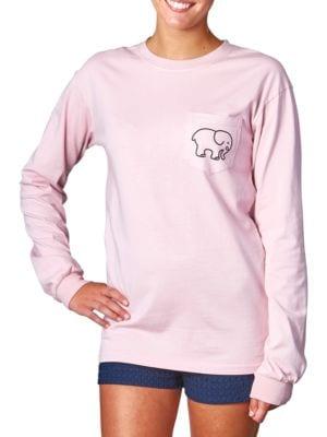 16ea76b2329c Ivory Ella - Headliner Pigment-Dyed Long-Sleeve T-Shirt