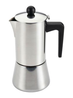 Stainless Steel Espresso Maker- 48 oz. photo