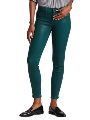 Image of Nico Twill Ankle Skinny Jeans