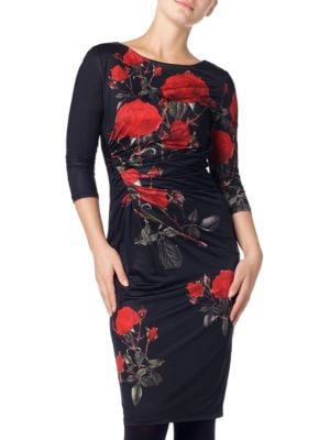Veronica Rose Bodycon Dress by Phase Eight