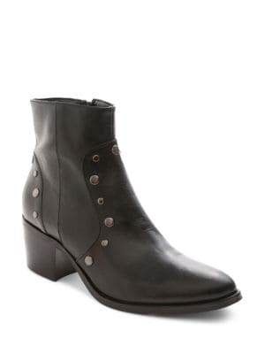Felicity Leather Ankle Boots by Andre Assous