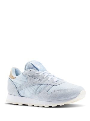 Leather Casual Sneakers by Reebok
