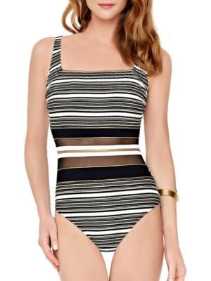 Regatta Squareneck One-Piece by Gottex