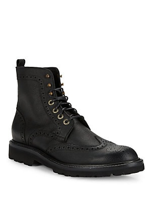 f5286855628 Wolverine - Percy Leather Lace-Up Ankle Boots - lordandtaylor.com