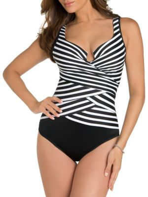 New Directions Escape Swimsuit by Miraclesuit